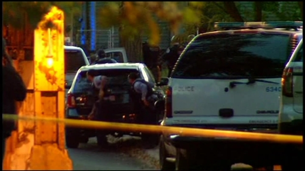 Police Captain Shot While Executing Warrant