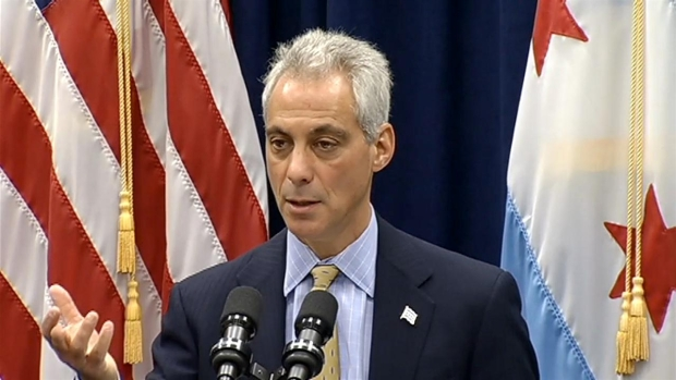 [CHI] Rahm Plans to Continue Chicago Fire Festival