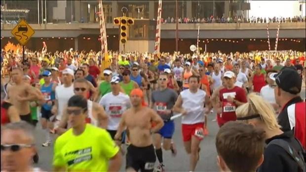 [CHI] Abbott Sponsors World Marathon Majors