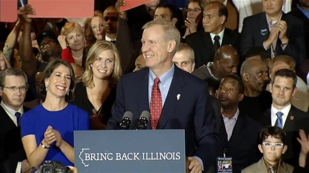 "Rauner: ""We Are Going in a New Direction"""