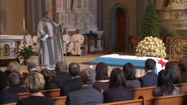[CHI] Chicagoans Bid a Final Farewell to Former Mayor Jane Byrne