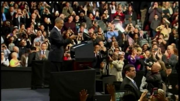 [CHI] Chicagoans Await President's Speech on Immigration