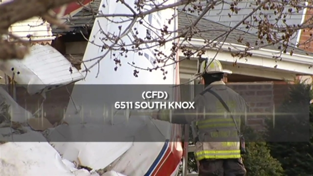 [CHI] 911 Tapes Released After Plane Crashes Into Home Near Midway