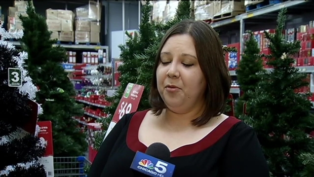 [CHI] Shoppers Prepare for Thanksgiving, Black Friday Shopping