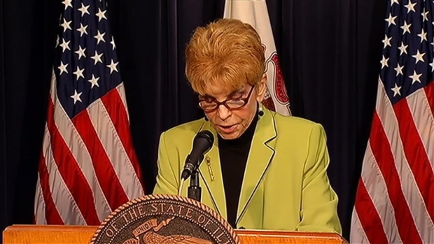 "[CHI] Former Governor Recalls Topinka ""Sewer"" Tale"