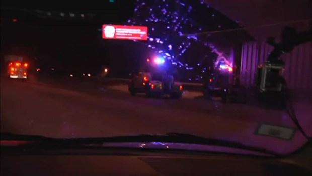 Multi-Vehicle Crash on Borman Expressway