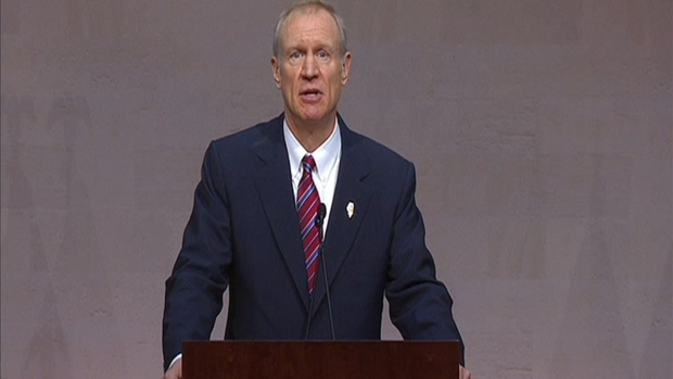 [CHI] Rauner's Inaugural Address