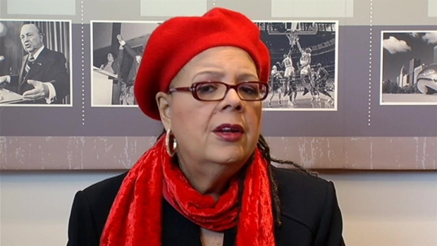 [CHI] Karen Lewis on Cancer Treatment