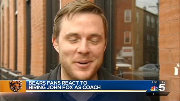 Bears Fans React to John Fox as New Head Coach