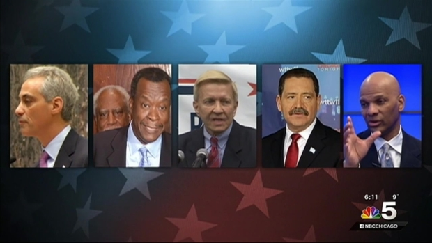 [CHI] Mayoral Candidates Prepare for Second Televised Debate