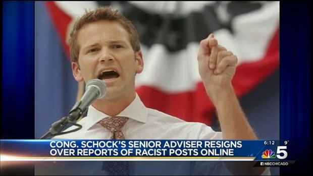 [CHI] Top Schock Aide Resigns After Reports of Racial Comments