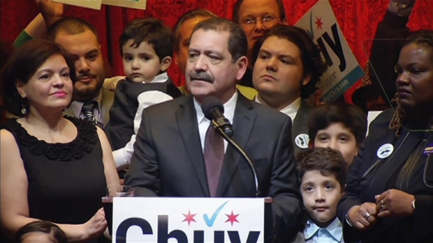 "[CHI] Jesus ""Chuy"" Garcia: ""We're Going to Build a New Chicago"""