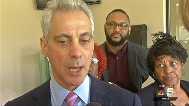 [CHI] Mental Health Activists Spar with Emanuel