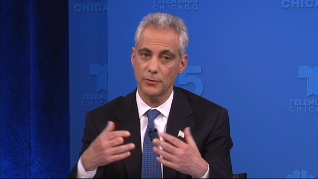 [CHI] Mayoral Candidates Defend Their Reputations