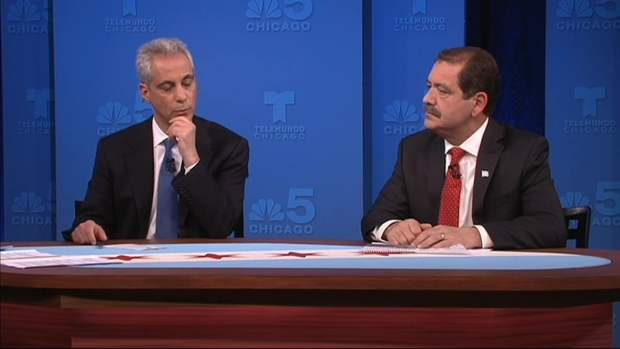 [CHI] Candidates for Mayor of Chicago Talk CPS, Education