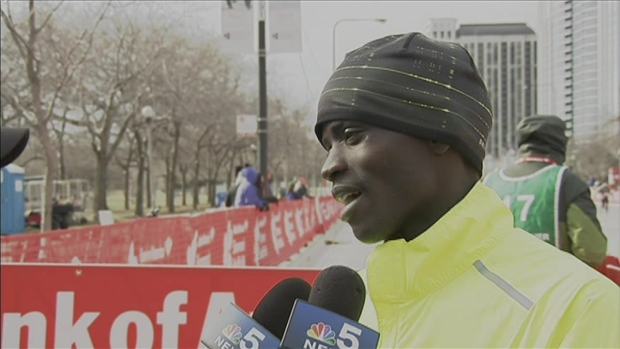 [CHI] Watch: Interview With Shamrock Shuffle Winner Stephen Sambu
