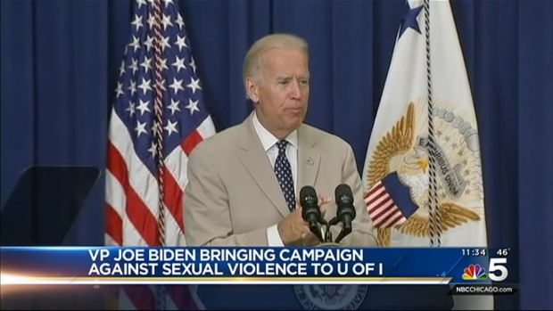 [CHI] VP Joe Biden to Speak at U of I Thursday on Campaign Against Sexual Violence
