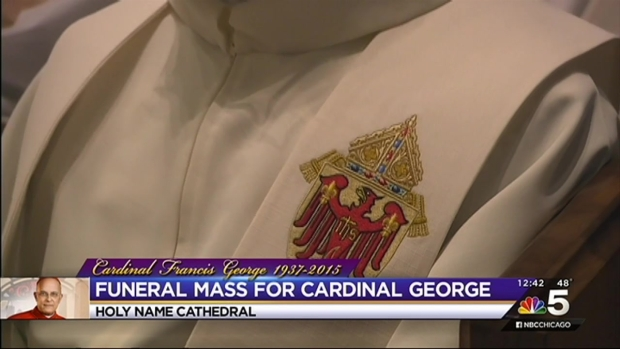 Cardinal Francis George's Funeral, Part 5