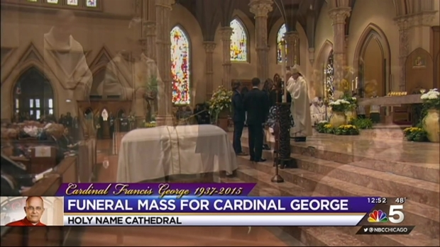 Cardinal Francis George's Funeral, Part 6