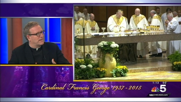 Cardinal Francis George's Funeral, Part 8