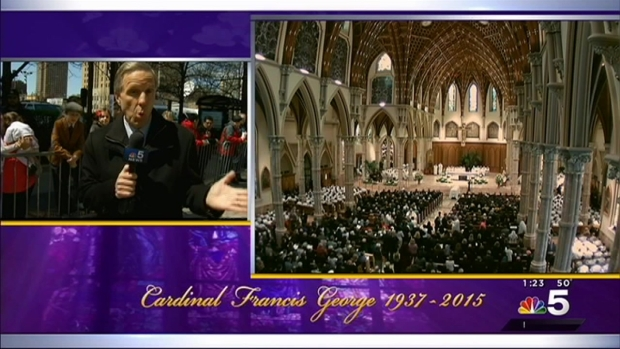 Cardinal Francis George's Funeral, Part 9