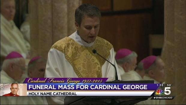 Cardinal Francis George's Funeral, Part 10