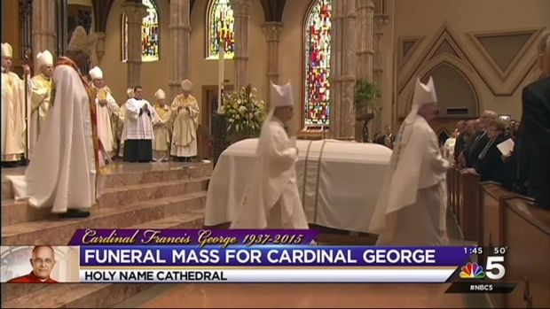 Cardinal Francis George's Funeral, Part 11