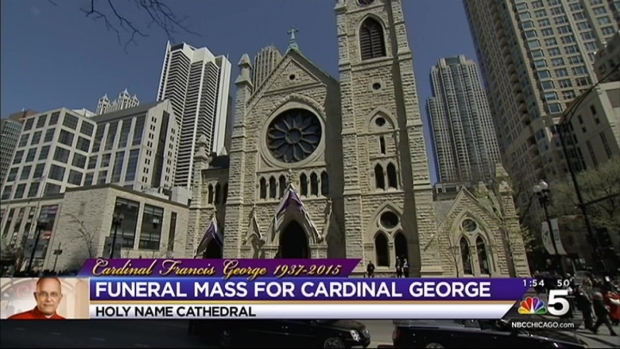 Cardinal Francis George's Funeral, Part 12