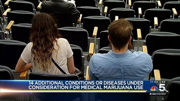 [CHI] No Medical Marijuana for Diabetes in Illinois