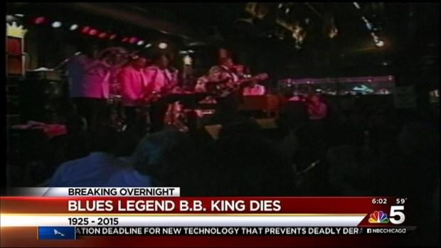 [CHI] B.B. King Dies at Age 89