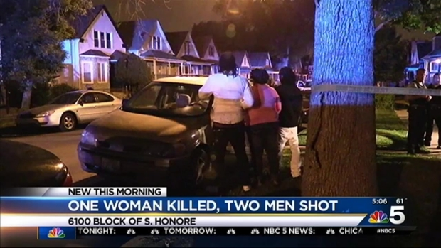 [CHI] Three Shot, One Fatally, at House Party in West Englewood