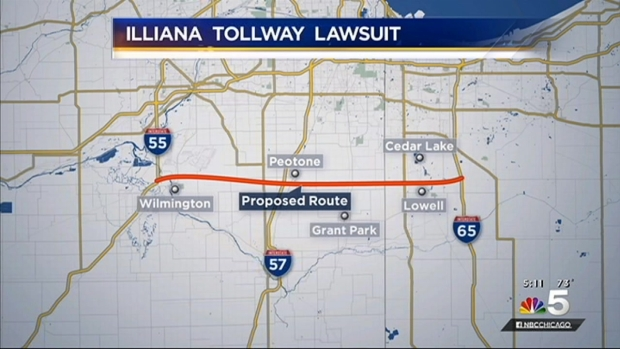 [CHI] Environmental Groups Sue Over Illiana Tollway