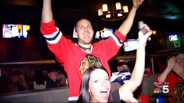 [CHI] Fans React to Game 4 Win