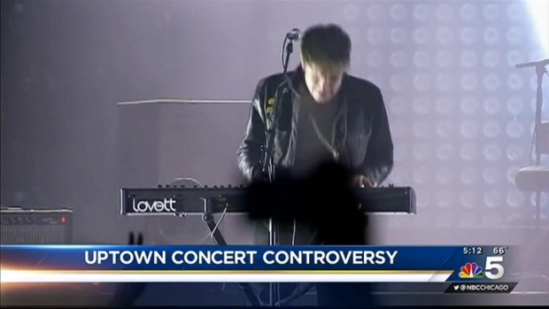 [CHI] Mumford & Sons Concert Causes Controversy