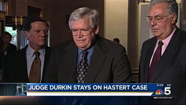 [CHI] Judge Who Donated to Hastert to Stay on Case