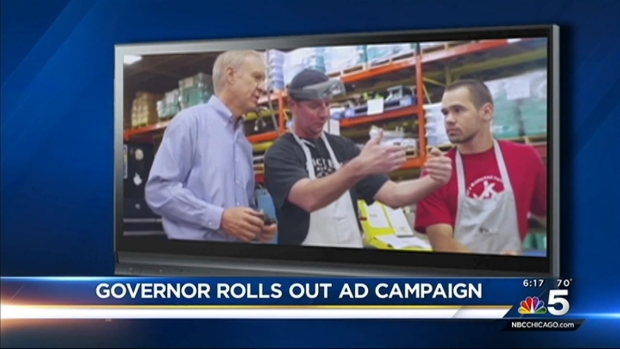 [CHI] Rauner Ads Attack Madigan