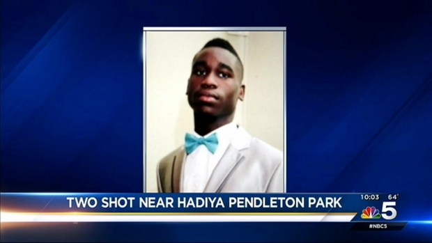 [CHI] Teen Killed in Shooting Near Hadiya Pendleton Park