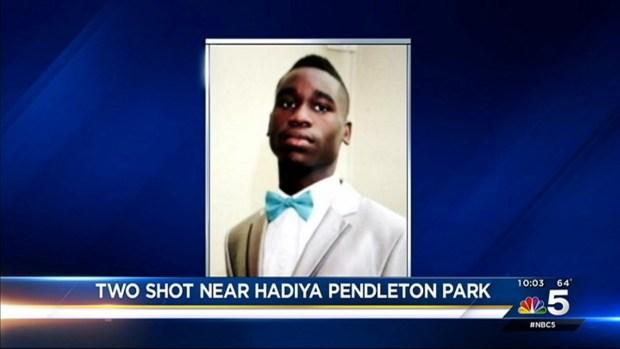 [CHI] Teen Killed in Shooting Near Hadiya Pendleton Park