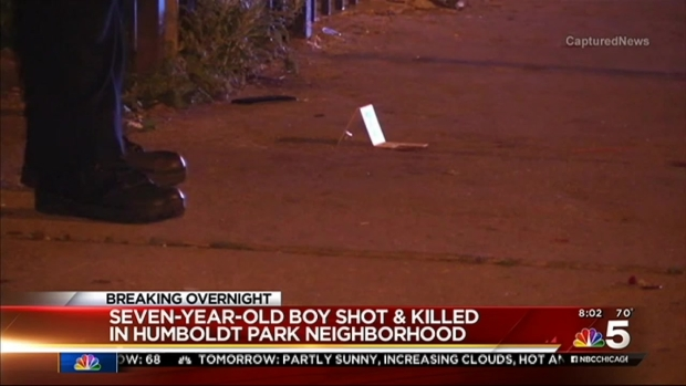 [CHI] Boy, 7, Killed While Watching Fireworks in Humboldt Park