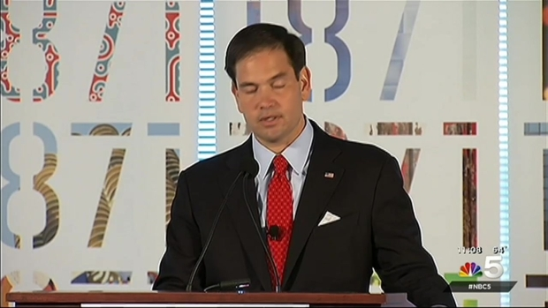 [CHI] Marco Rubio Talks Tech, Job Creation at 1871 in Chicago