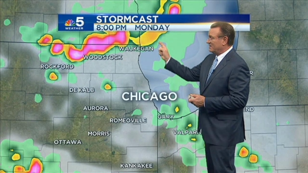 [CHI] Severe Storms Tonight