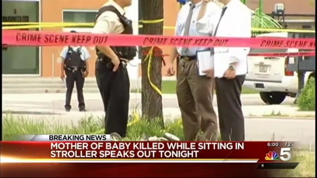 [CHI] Mother of Baby Killed While Sitting in Stroller Speaks Out