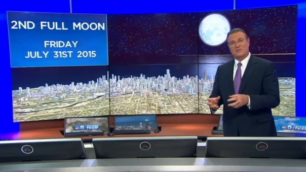 [CHI] What is the Blue Moon?