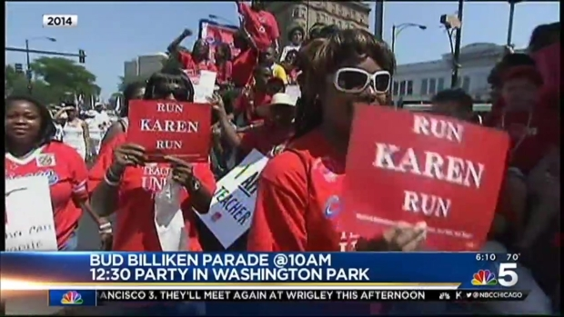 [CHI] Bud Billiken Parade Prepares to Step Off in Bronzeville