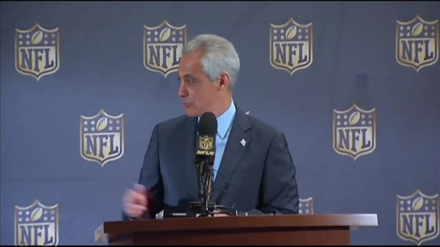 [CHI] NFL Draft to Return to Chicago in 2016
