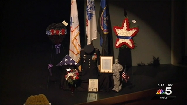 [CHI] Thousands Mourn Fallen Fox Lake Officer at Funeral
