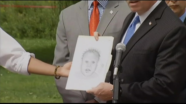 Police Release Sketch of Toddler After Remains Found in Chicago Lagoon