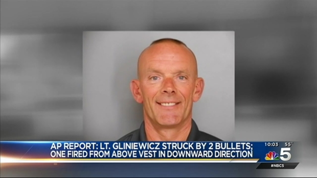 [CHI] Official: Fox Lake Officer Was Struck by 2 Bullets
