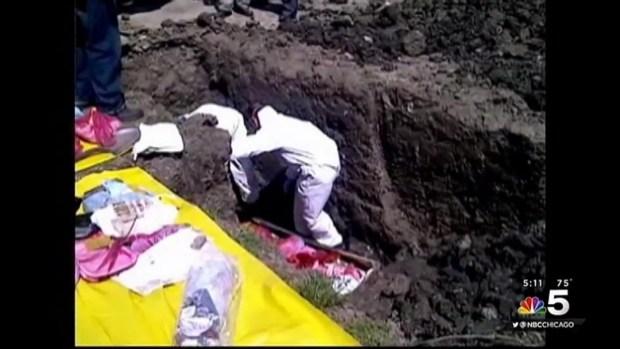 [CHI] John Wayne Gacy Exhumations Help Identify Unrelated Homicide Victim