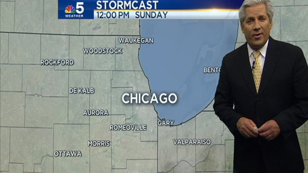 [CHI] Cool, Windy, Wet